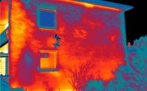 Thermografie bij vochtproblemen