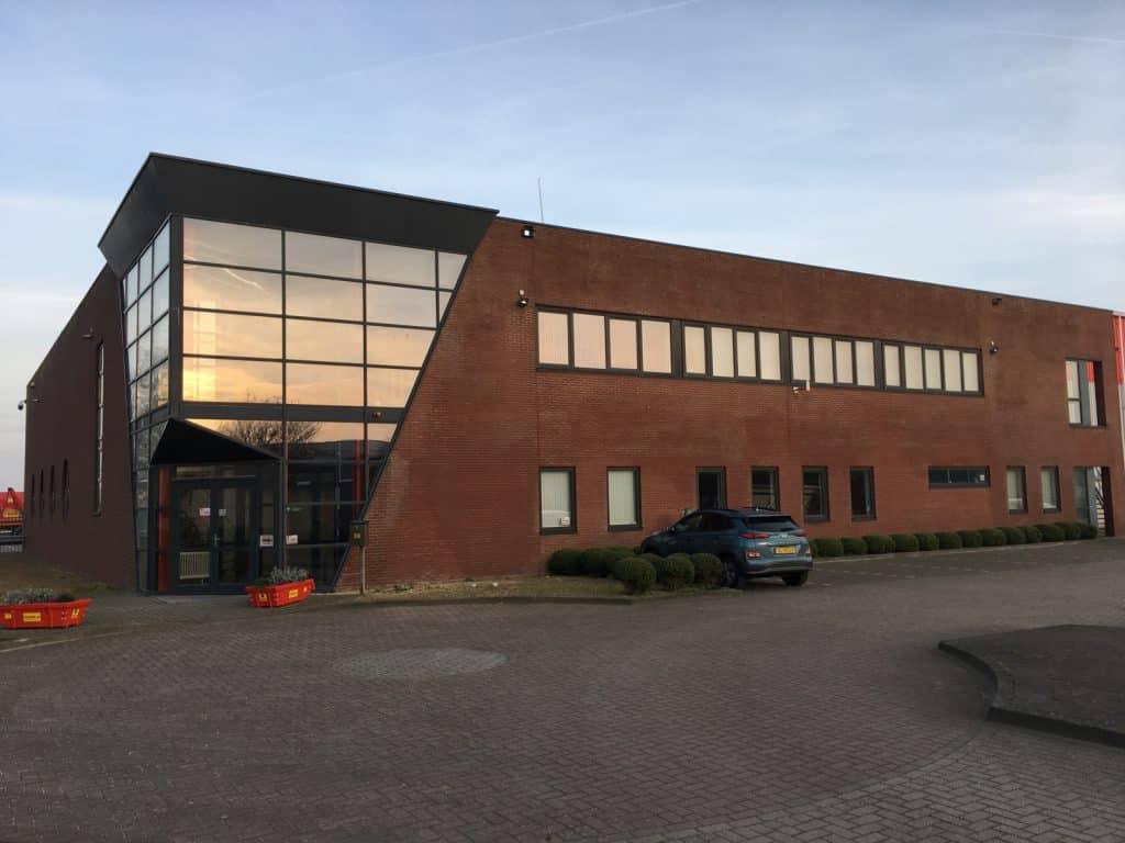 Onderzoek kantoren Visser ATR in Harlingen met blowerdoor