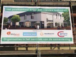 Energieprestatie berekening voormalig postkantoor Appingedam