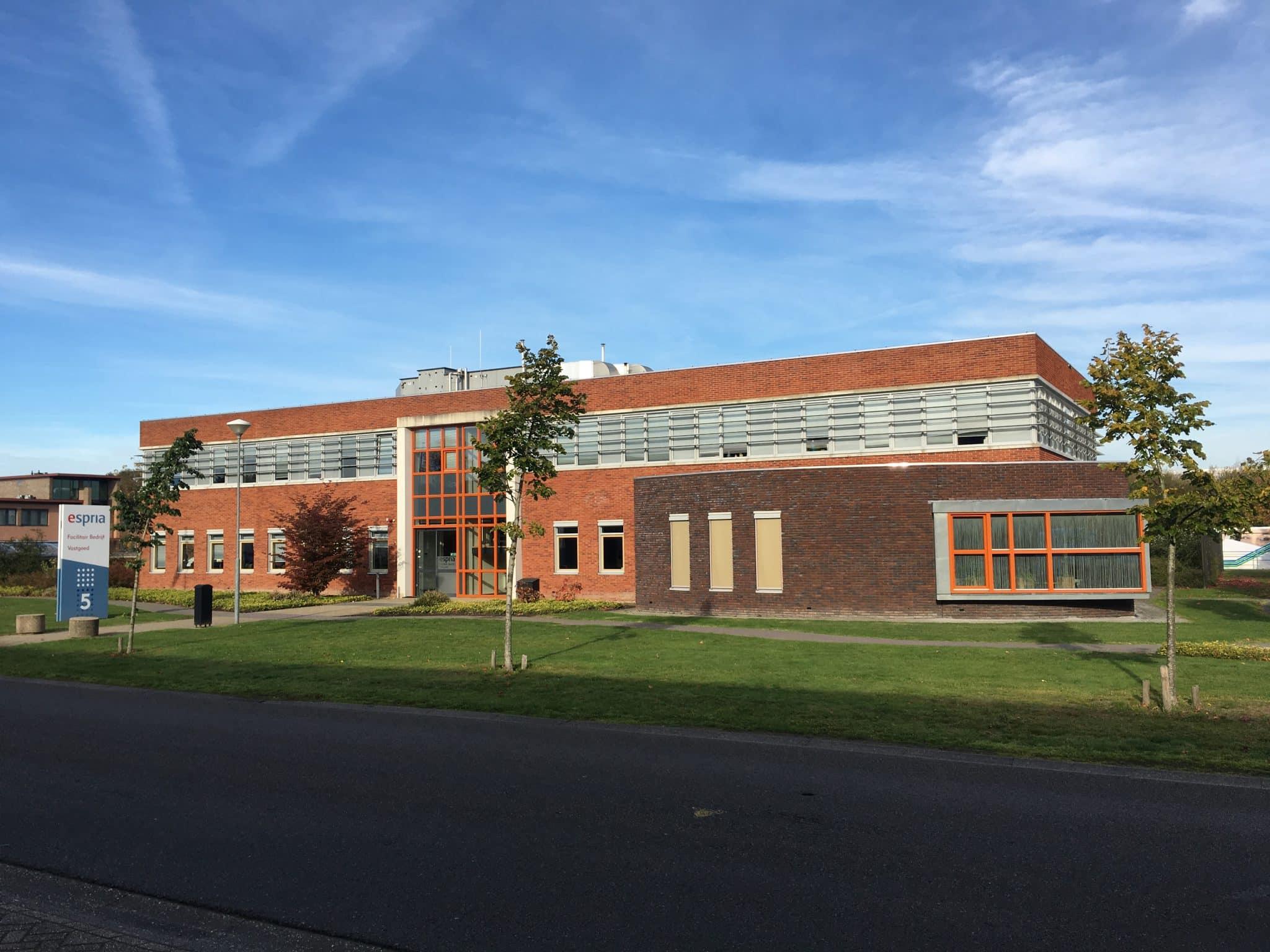Energielabel voor Espria/GGD Drenthe locatie Assen