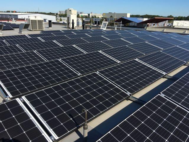 Inspectie 1159 zonnepanelen bij Kaas Pack Hoogeveen