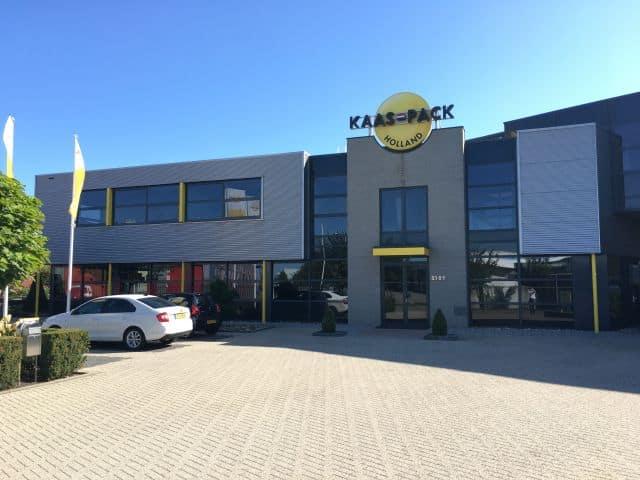 Thermografie inspectie zonnepanelen bij Kaas Pack in Hoogeveen