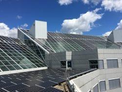 Thermografie zonnepanelen bij Alliander in Arnhem