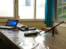 Binnenklimaat onderzoek bij Activiteiten Centrum Orca in Leeuwarden