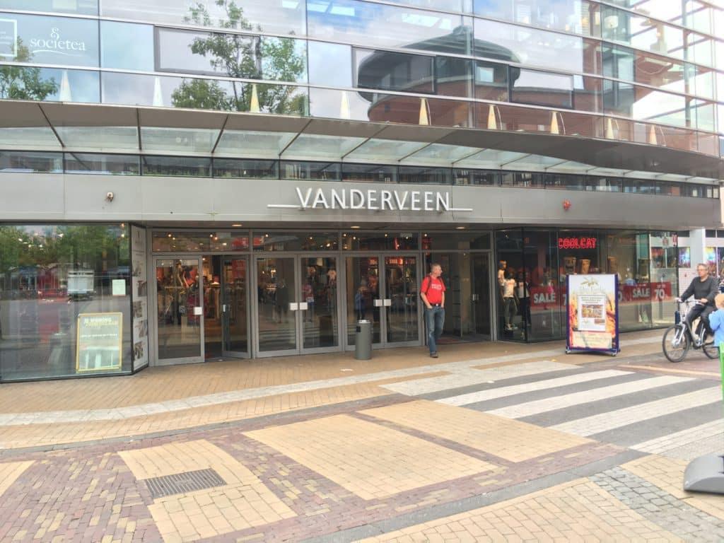 Binnenklimaat onderzoek bij Warenhuis Vanderveen in Assen