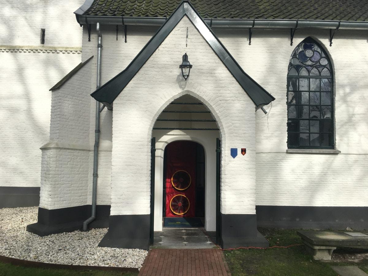 Onderzoek naar tochtklachten bij ABV Haukes bodembescherming in Nijmegen
