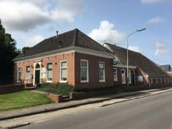 Energiekeurplus stelde een energieadvies op voor het dorpshuis in Roodeschool