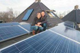 Advies over energiebesparing bij Michiel en Nanda uit Zuidhorn