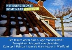Energiekeurplus geeft energieadvies en informatie over isolatie en thermografie in Warffum