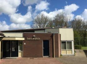 Energiekeurplus voorziet het dorpshuis in Visvliet van een energielabel.