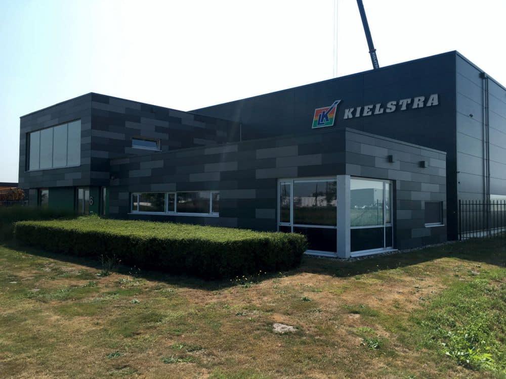 Energielabel voor kraanverhuurbedrijf Kielstra in Heerenveen