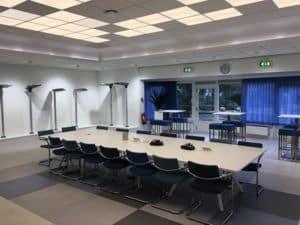Energielabel voormalige armaturen fabriek van Philips in Emmen