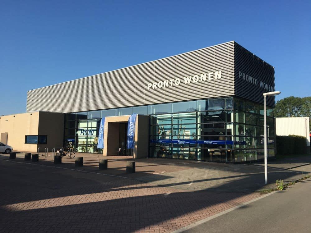 Energielabel voor Pronto Wonen in Groningen