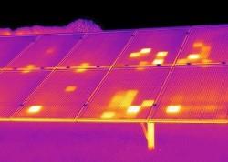 Thermografie zonnepanelen in Groningen