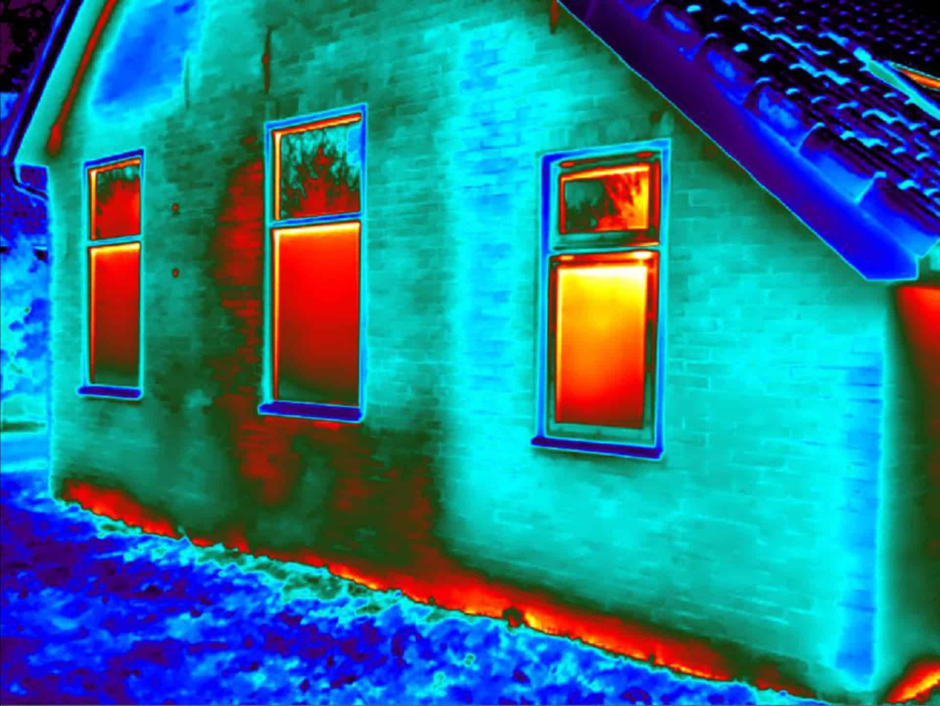 Thermografie in Leek