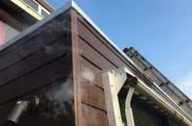 Lekdetectie bij aanbouw in Groningen