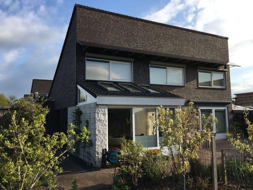 Lekdetectie onderzoek bij lekkage in een aanbouw in Groningen