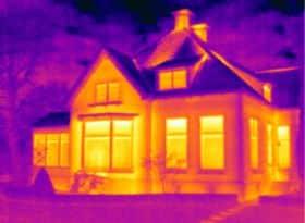 Onderzoek naar de mogelijkheden voor energiebesparing met thermografie en Blowerdoor in Noordlaren