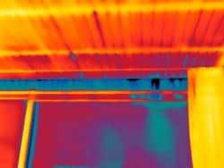 Thermografie en Blowerdoor bij een bungalow in Oosterwolde.