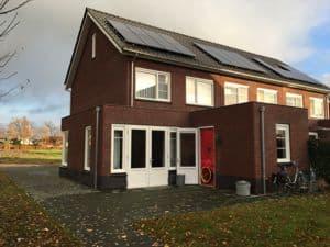 Thermografie, Blowerdoor en rookproef bij tochtklachten in Ootmarsum