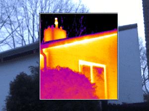 Eergiekeurplus is specialist in thermografie in Stadskanaal