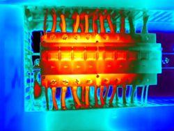 Elektro thermografie in Groningen, Friesland en Drenthe.