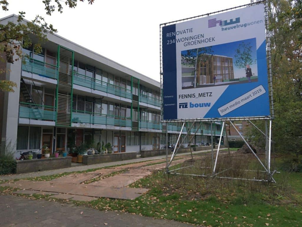 Isolatie controle bij renovatie in Driebergen