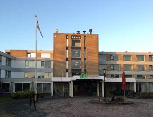 Thermografie inspectiie bij zorgcentrum Haersmahiem in Buitenpost.