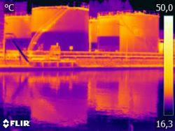 Thermografie levert een bijdrage aan de kwaliteit, veiligheid en bedrijfszekerheid in de industrie.