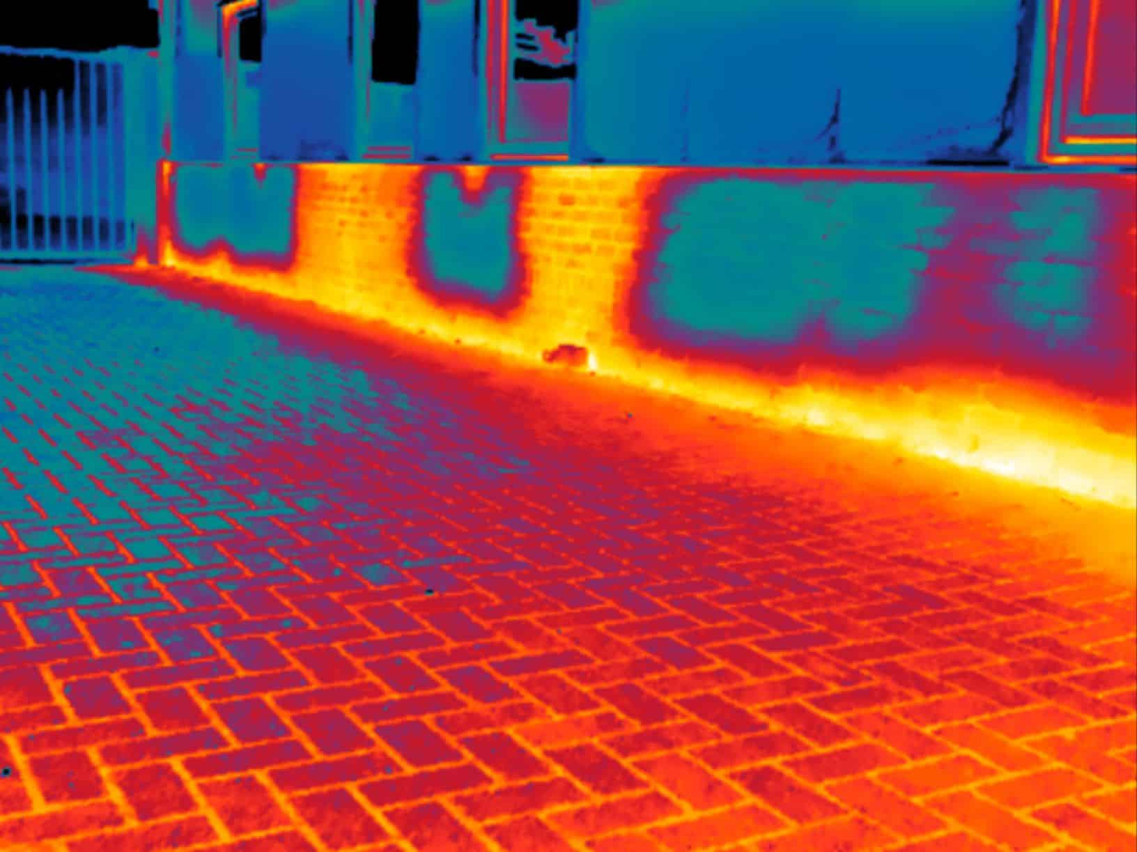 thermografie isolatiegebrek