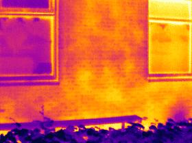 Energiekeurplus maakt gebruik van thermografie bij isolatie controle