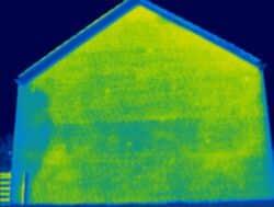 Thermografie bij lekkage en vochtproblemen bij de gevel