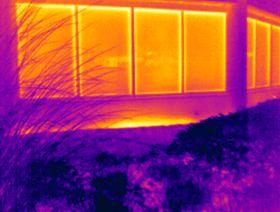 Bouwkundige thermografie in Winschoten