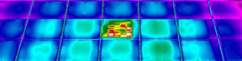 Energiekeurplus uit Groningen is specialist in thermografie bij zonnepanelen, zonneweides en zonneparken