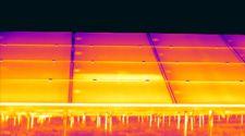 Thermografie bij zonnepanelen, zonneparken en zonneweides