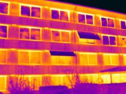 Thermografie zorgcentrum Sint Carolus in Hilversum