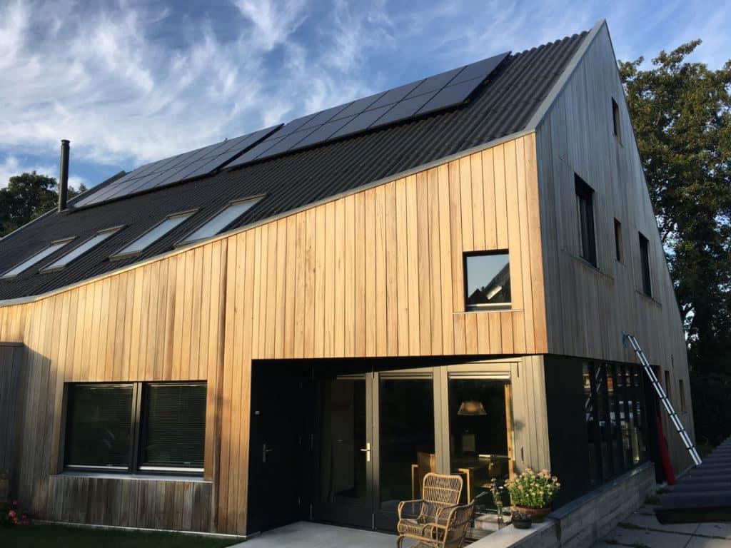 Onderzoek naar de oorzaken van tocht in huis bij een nieuwbouw woning