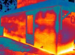 Vocht vochtklachten vochtproblemen thermografie groningen